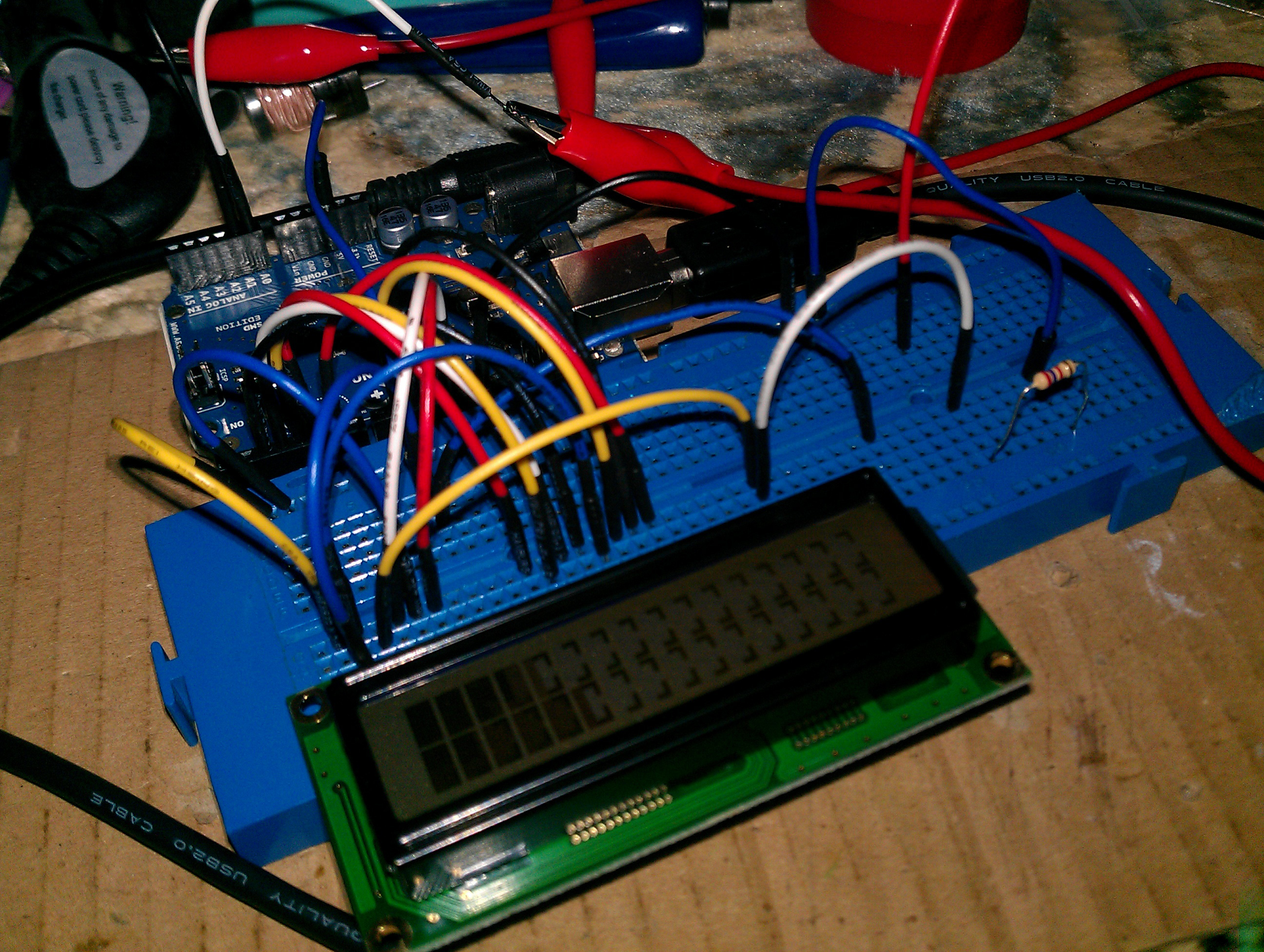First time with Arduino and AVR microcontrollers – Zak's