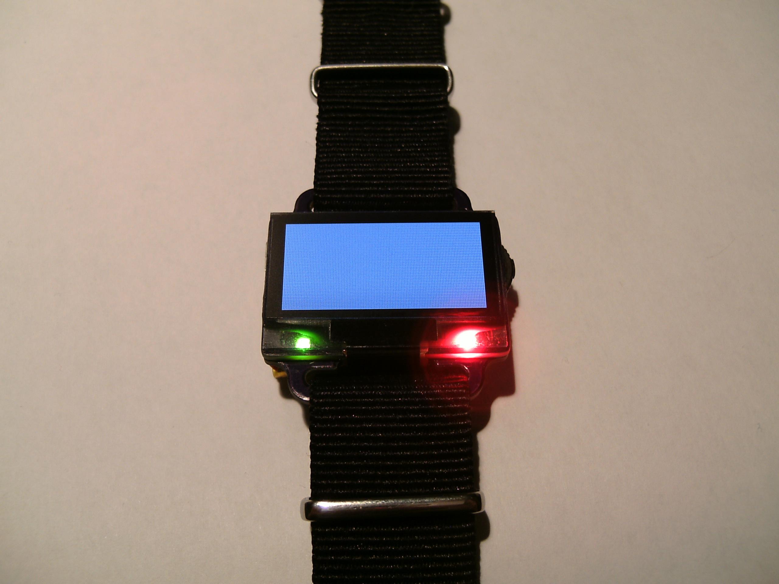 DIY Digital Wristwatch – Zak's Electronics Blog ~*