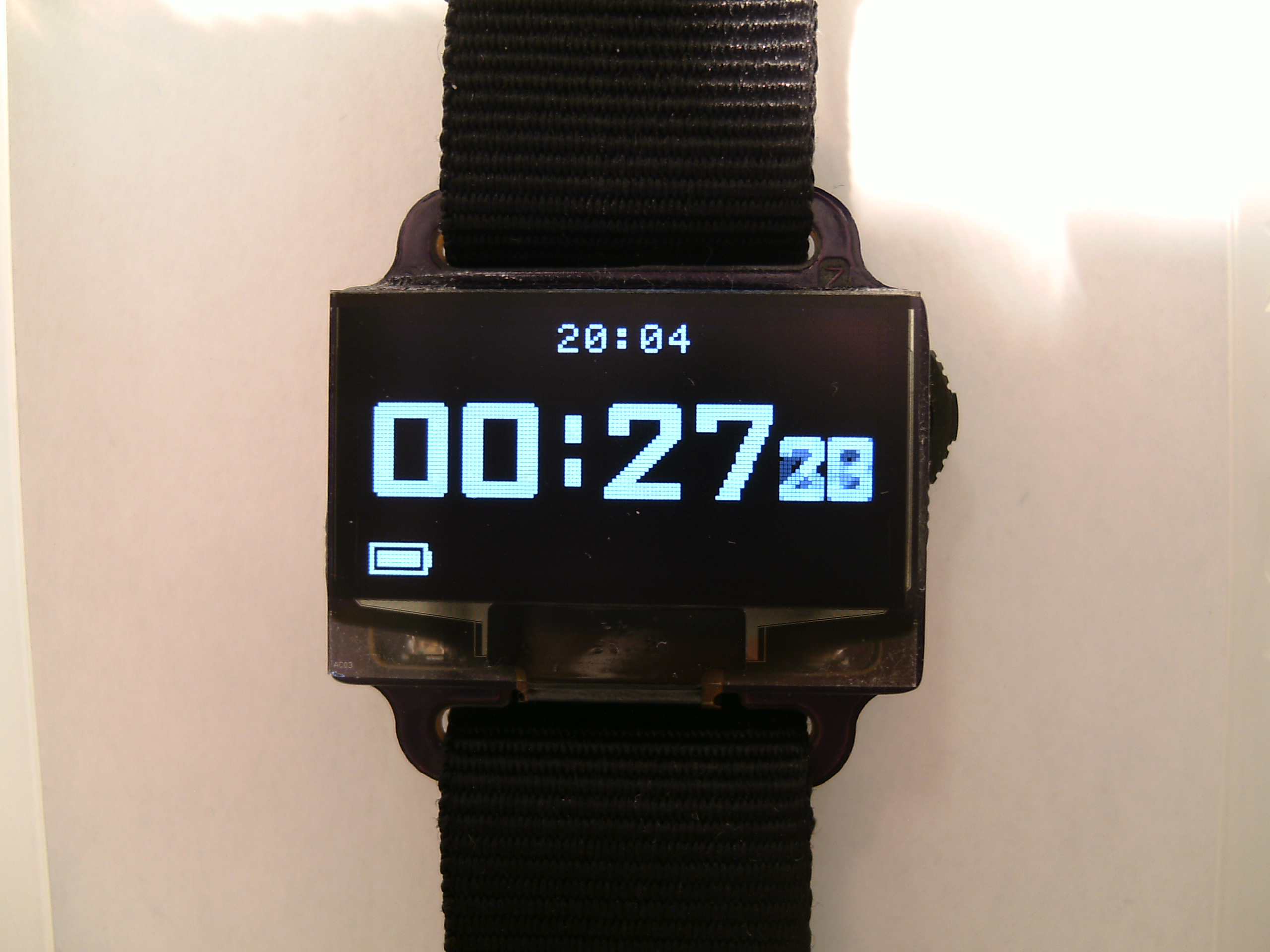 diy digital wristwatch  u2013 zak u0026 39 s electronics blog